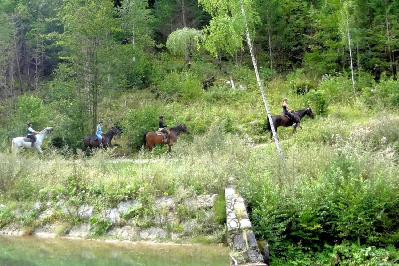 Jahanje v Sloveniji