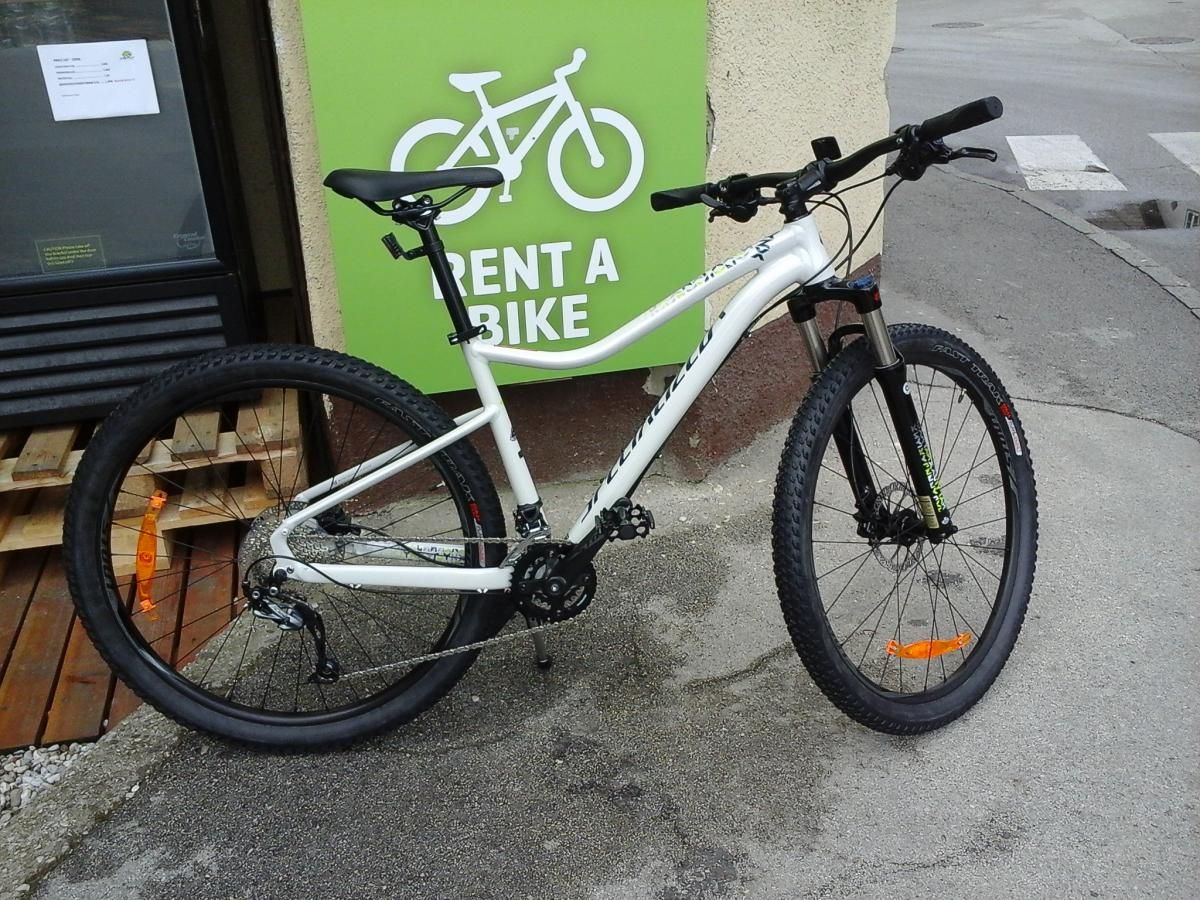 Rent a MTB in Bled