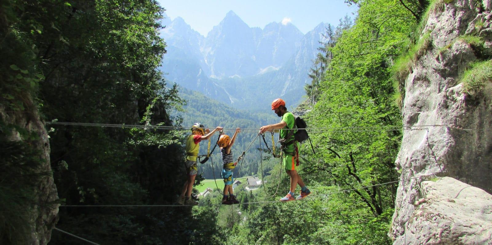 Družinske aktivnosti v Sloveniji